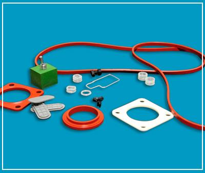 各式精密耐壓防水止漏橡矽膠件